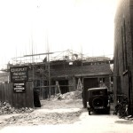 Pilot Cinema under construcion