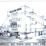 Theatre Royal Drawings
