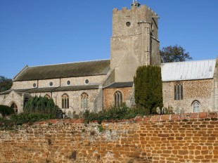St Mary's Church, Heacham